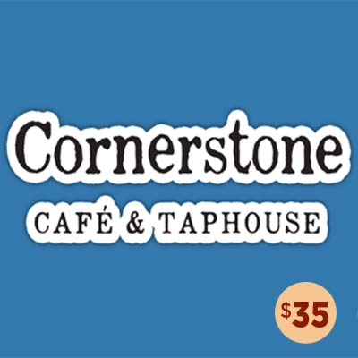 Cornerstone Cafe And Taphouse Menu